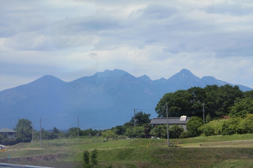 気を取り直して八ヶ岳を見る_1