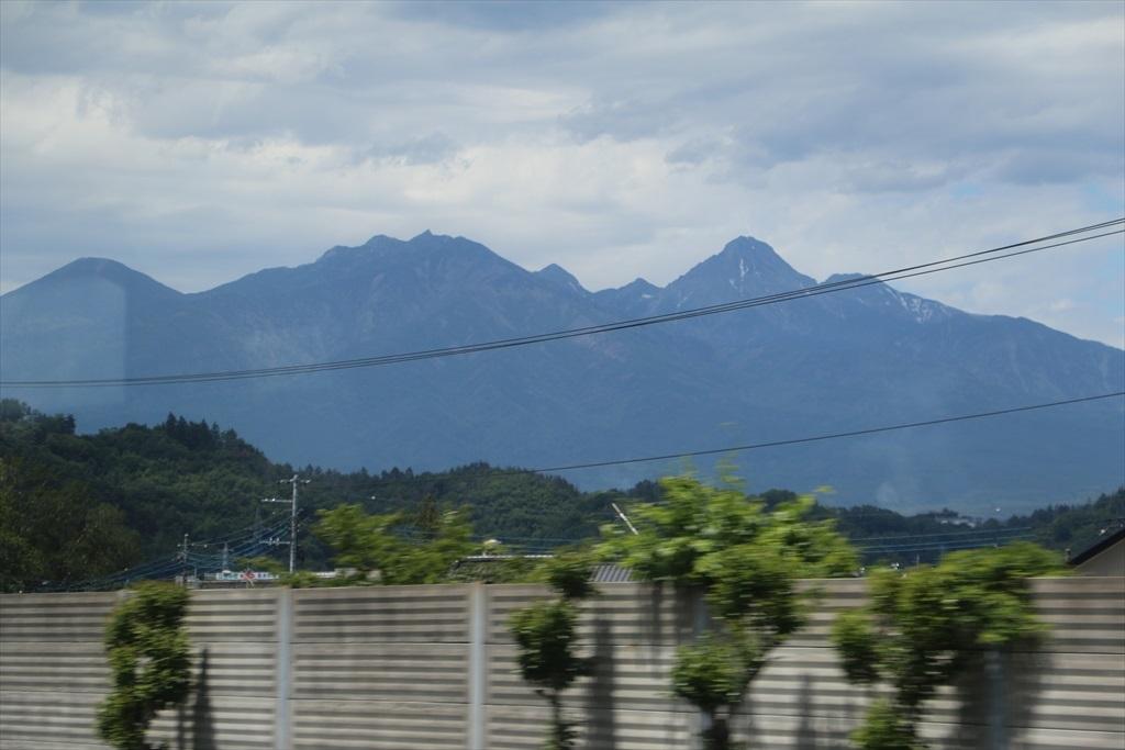 気を取り直して八ヶ岳を見る_2