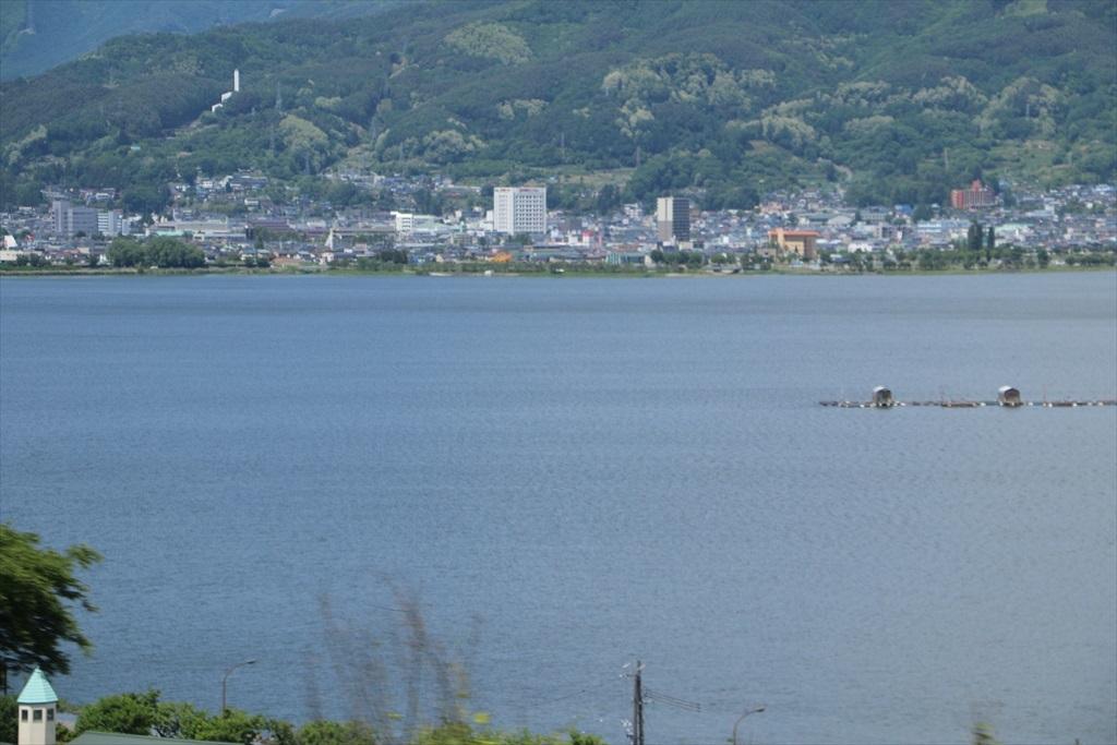 諏訪湖を眺める_3