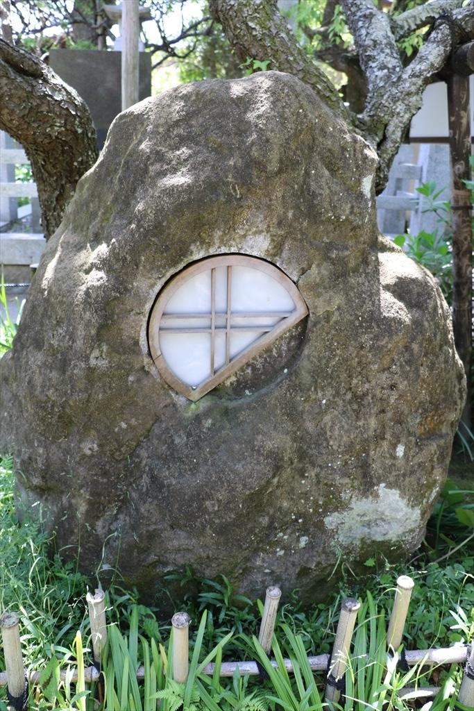 庭石が粋だ_1