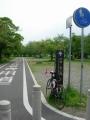 170501嵐山から自転車道で帰路へ
