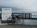 170505琵琶湖大橋もCinelliでは初めて