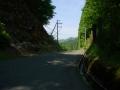 170610小入谷峠を越える