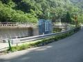 170708大正池上り口の工事