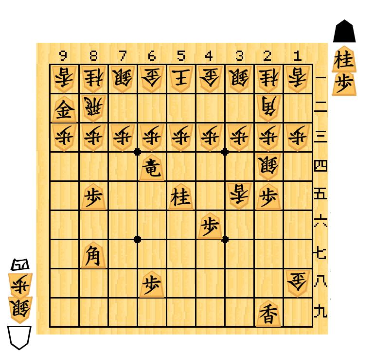 実戦初型詰将棋1