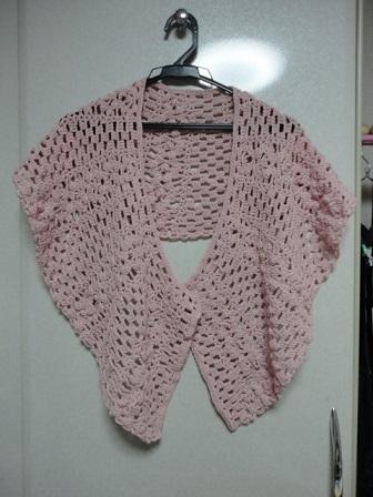 また、編んでいたもの③