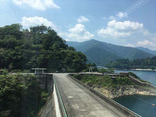 ダム外多摩川