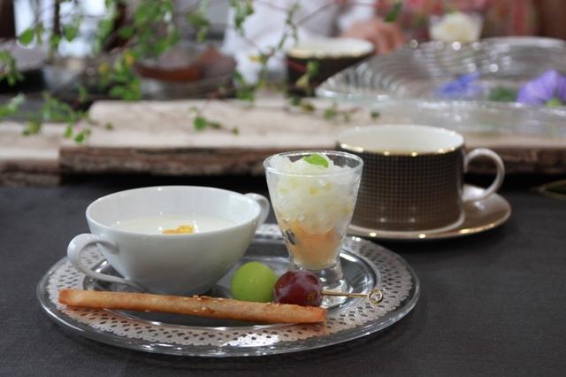 201706_berry_柚子茶_お菓子