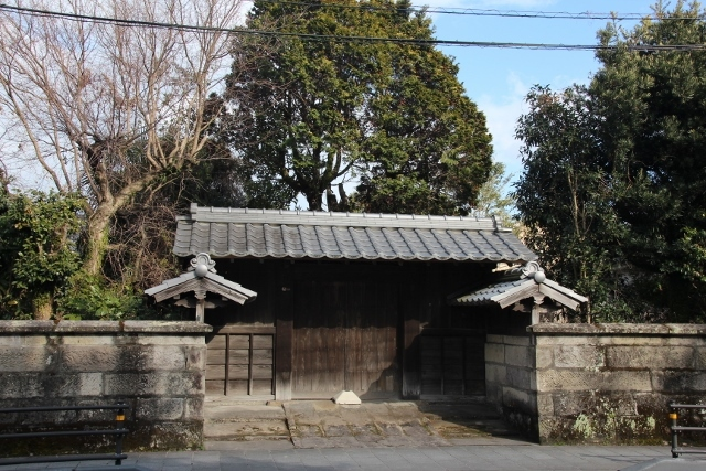 蒲生武家門 (2) (640x427)