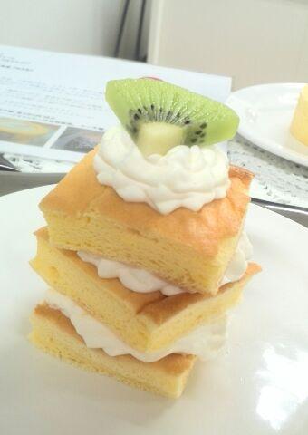 おひとり様ショートケーキ