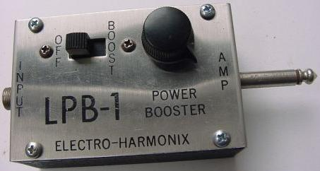 エレハモブースター(LPB1)