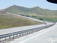 P201765、カザフスタンの高速道路