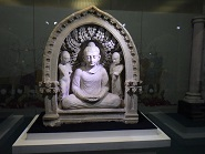 P201769、ガンダーラ像