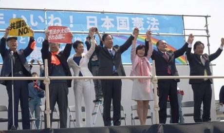 201753憲法集会