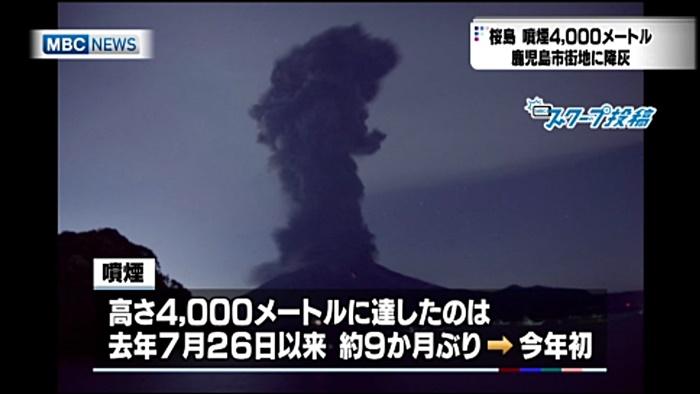 桜島4000-1
