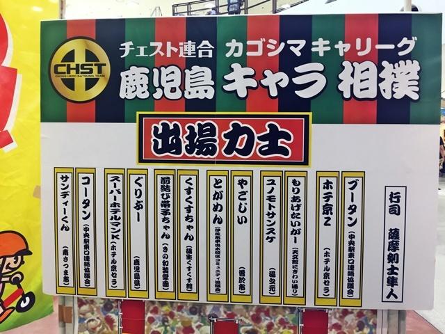 ゆるキャラ相撲3