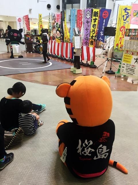 ゆるキャラ相撲6