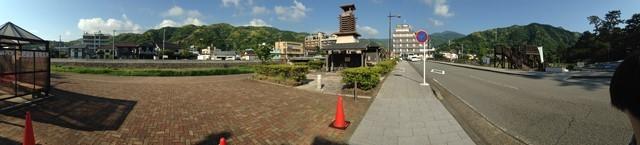 土肥温泉と旅館-牧水荘 (1) (コピー)