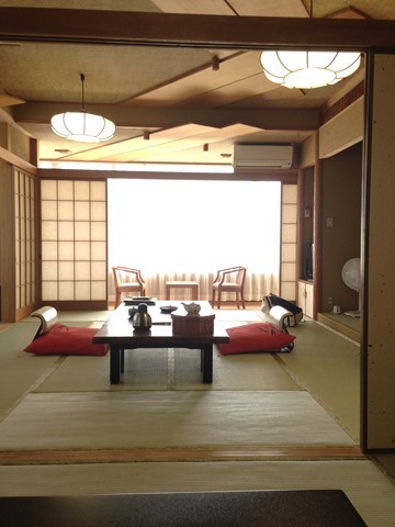 土肥温泉と旅館-牧水荘 (2) (コピー)