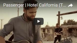 Passenger Hotel California