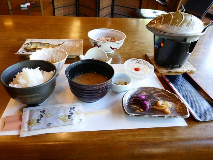 湯の風 朝食 1 湯の風 2017 6 14 P1000177