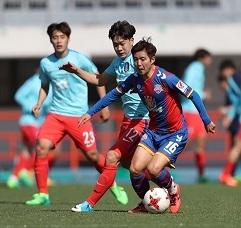 U20・練習試合vs水原FC。 - スポ...