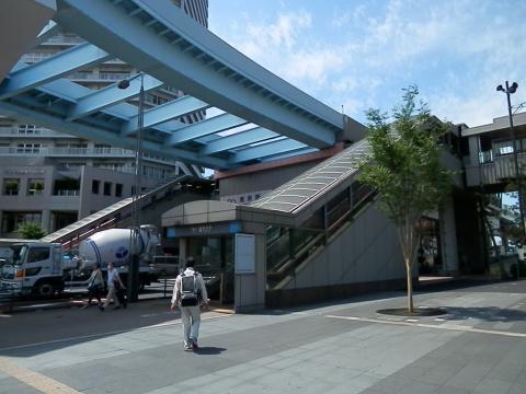 ゆりかもめ線 豊洲駅