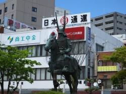井伊直正公の像