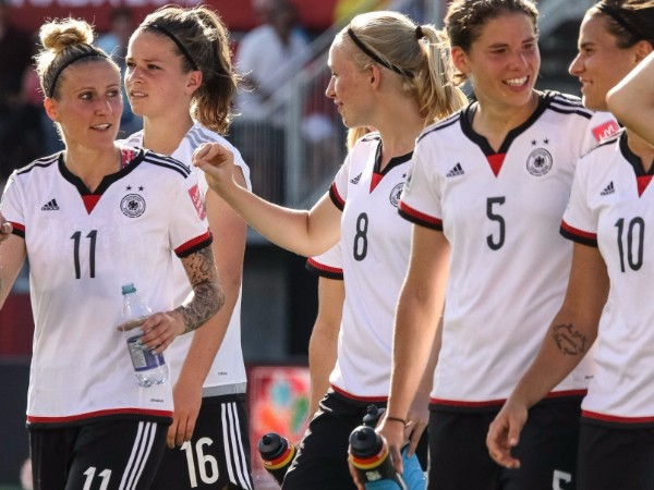 ドイツ女子