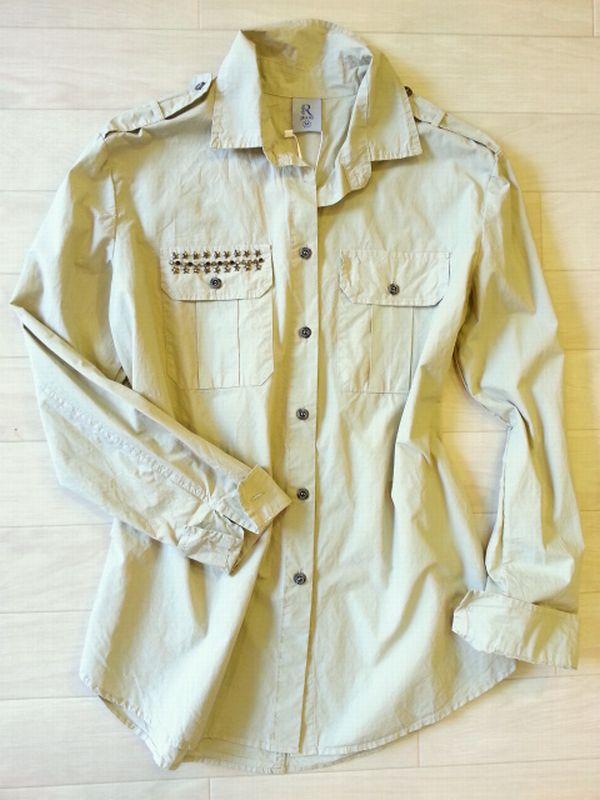 リナシメントJコットンシャツ2