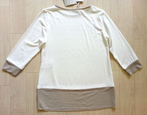 七分袖Tシャツ5