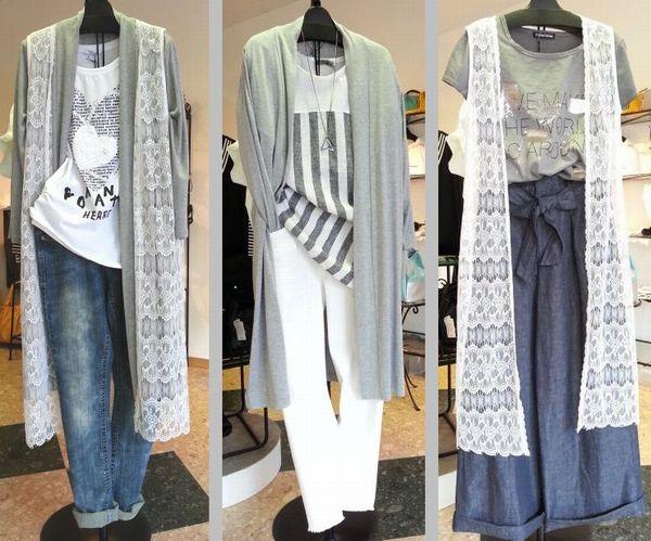 レースセット羽織り1
