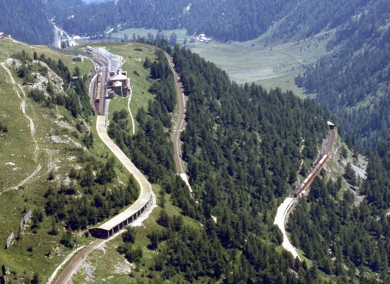 Rhatisch Bahn 96-067