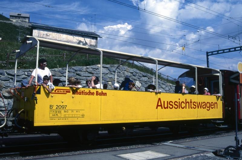 Rhatisch Bahn 96-077
