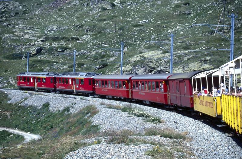 Rhatisch Bahn 96-080