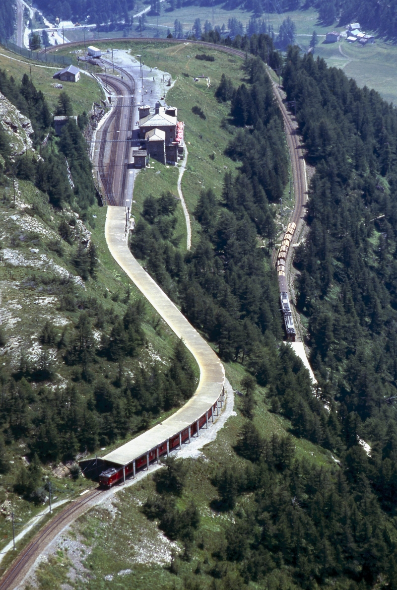 Rhatisch Bahn 96-072