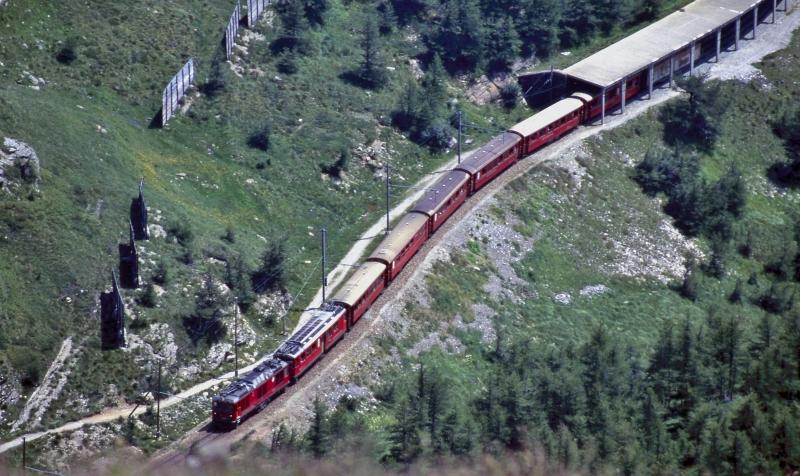 Rhatisch Bahn 96-073