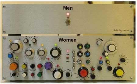 男女のスイッチの違い