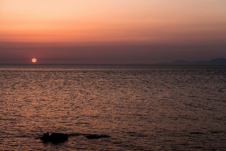 2017.04.30日本海から日の出8