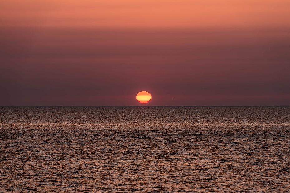 2017.04.30日本海から日の出7