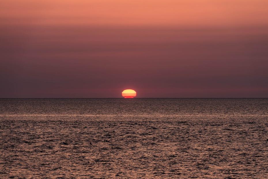 2017.04.30日本海から日の出5