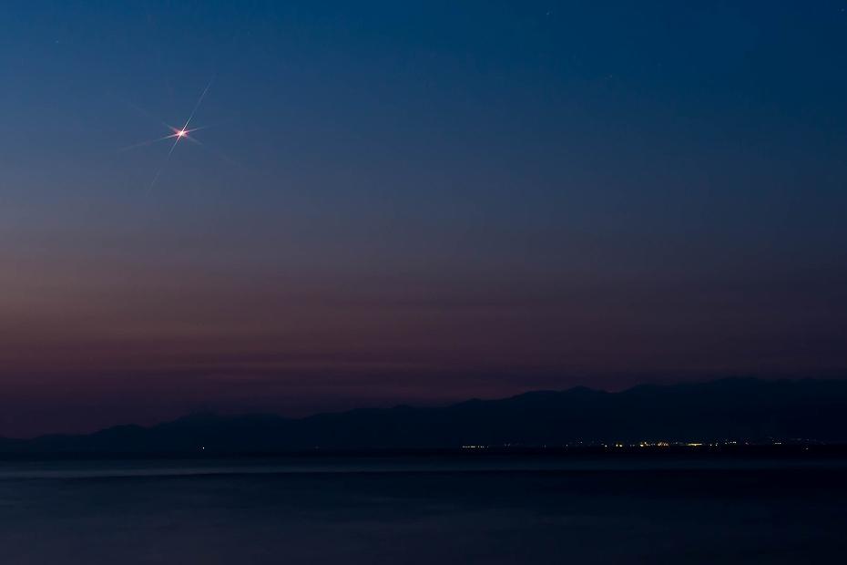 2017.04.30日本海から日の出2