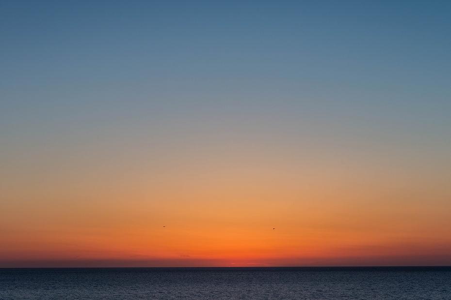 2017.05.01内灘の夕焼け7