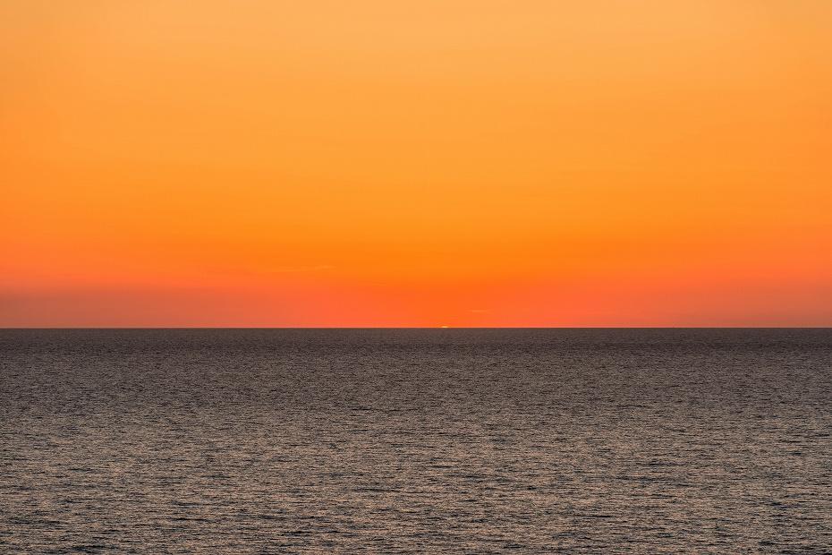 2017.05.01内灘の夕焼け6