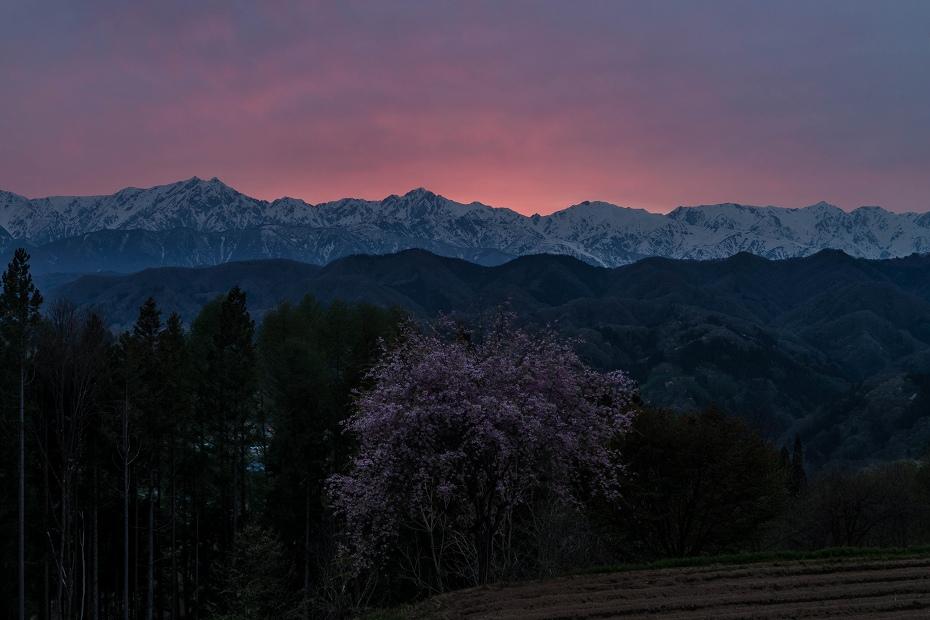 2017.05.03小川村からの夕景3
