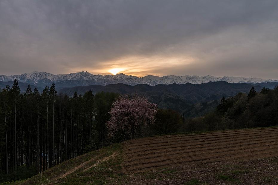2017.05.03小川村からの夕景1
