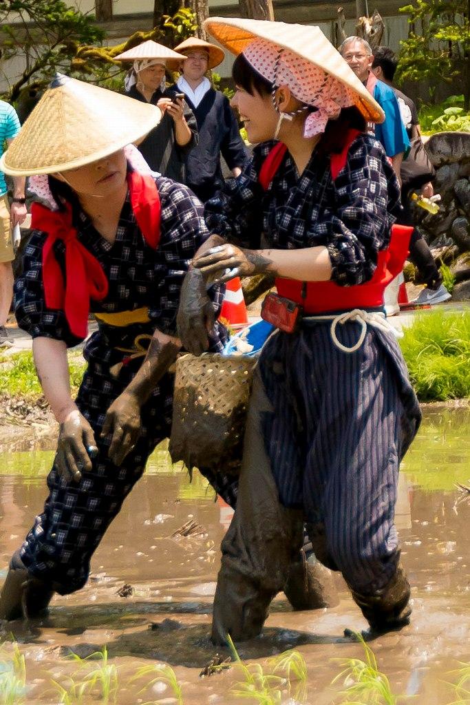 2017.05.29白川郷の田植え祭り27