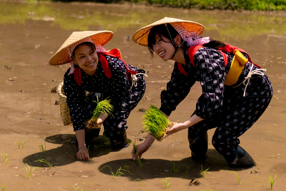 2017.05.29白川郷の田植え祭り25