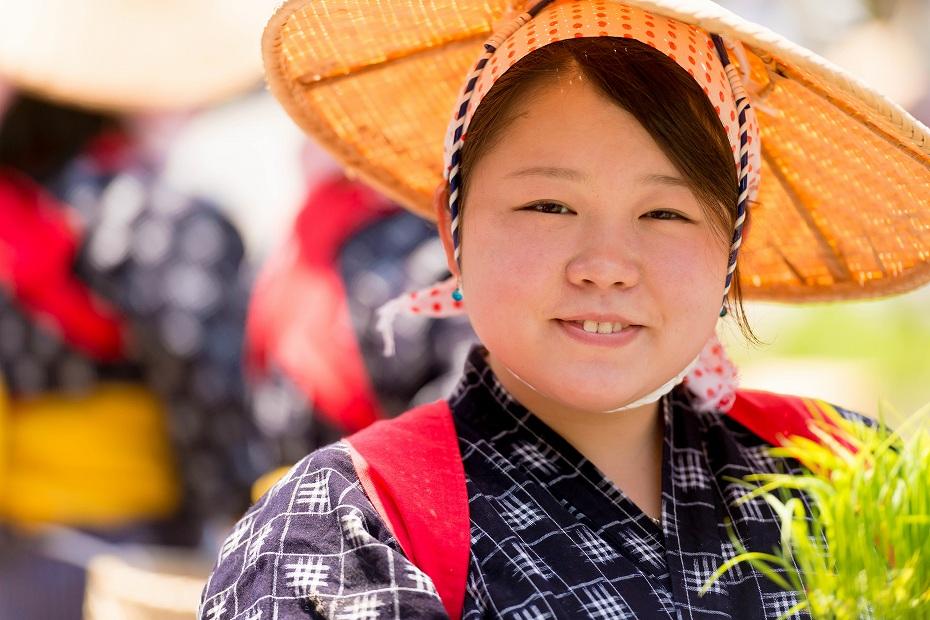 2017.05.29白川郷の田植え祭り10