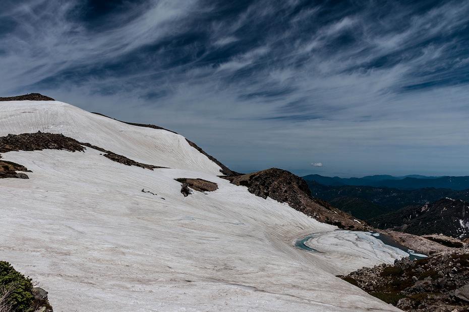 2017.06.09残雪の白山へ35